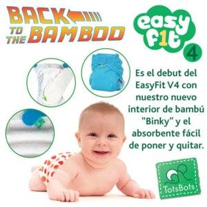 Anuncio Binky Easyfit V4