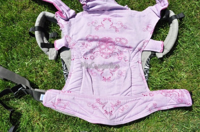 Comparativa Tula Toddler LennyLamb Toddler 4
