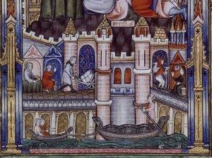 Porteo Edad Media