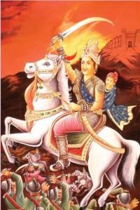 Porteo en la tradición hindú