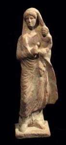 terracota etrusca siglo IV ac